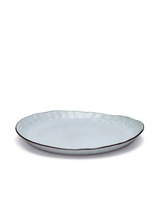 S&P NOMAD PLATE GREY 28CM