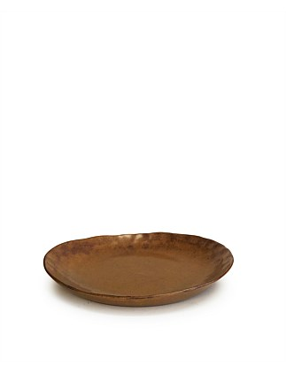S&P NOMAD SIDE PLATE RUST 22CM