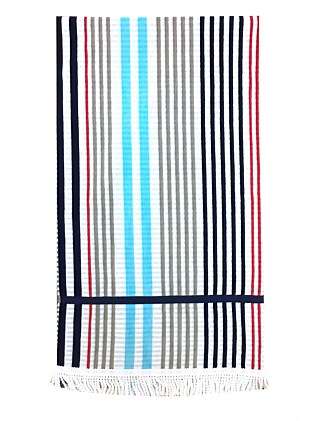 PORTO VELOUR BEACH TOWEL
