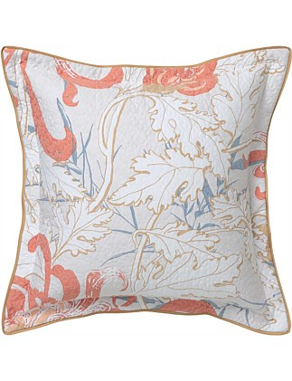 CHELSEA SPICE QUILTED SQUARE CUSHION