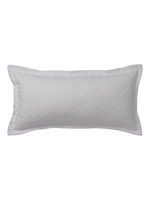 MENZIES SILVER LONG CUSHION
