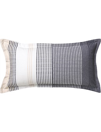 AVOCA NAVY LONG CUSHION