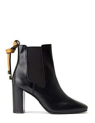 HUXLEY85 KNOT DETAIL ANKLE BOOT