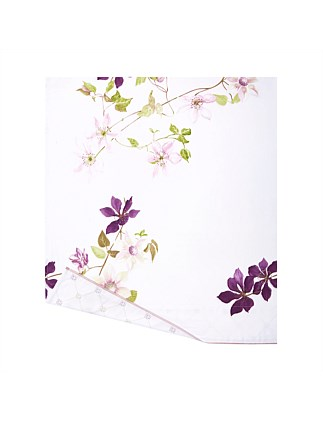Clematis Single Bed Flat Sheet