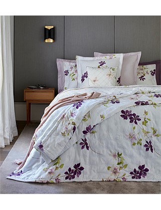 Clematis Queen Bed Duvet Cover 210x210