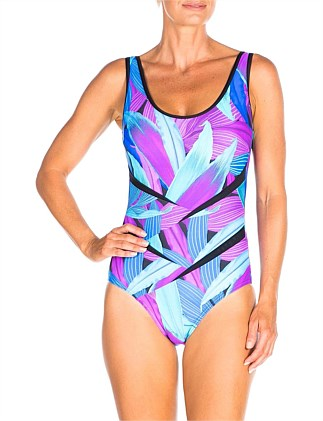Tropical Leaves Splice One Piece