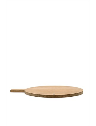 Theo Timber Large Round Platter