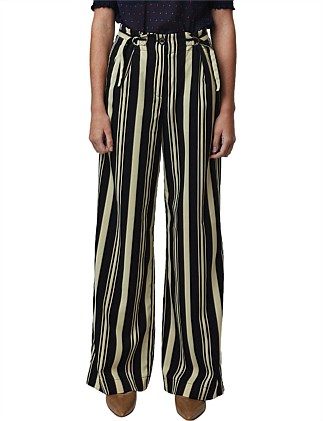 Penrose wide leg trouser