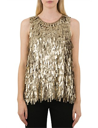 NO LAUGHING FLAPPER Top