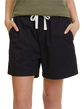 Bamboo Drop Crotch Short
