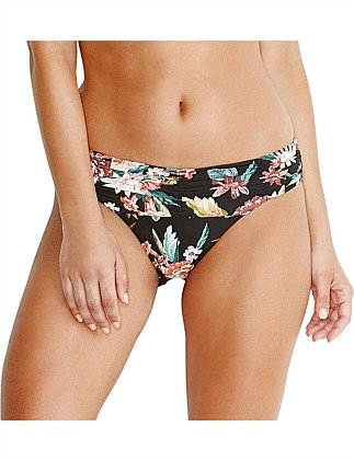 Hawaiian Bloom Mid Rise Pant