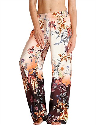 Embroidered Folk Pant