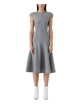 Ackley Midi Dress