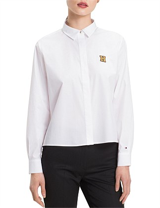 Rayne Long Sleeve A-Line Heritage Shirt