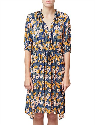 Florette blouson dress