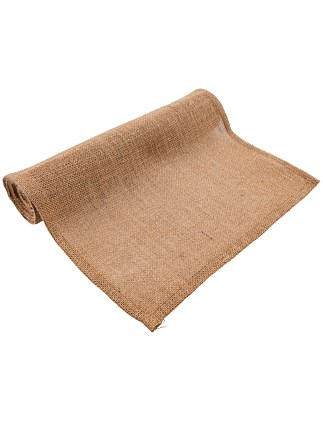 Noel Jute Table Runner