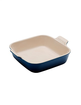 Le Creuset 23cm Heritage Square Dish Ink