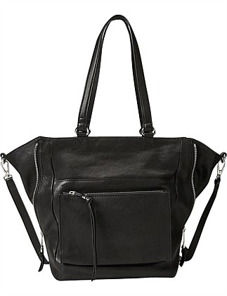 Marley Leather Tote