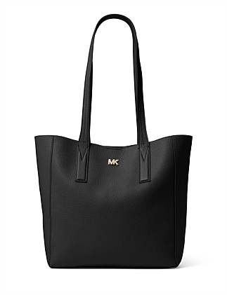 Junie Medium Pebbled Leather Tote