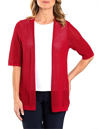 Esther Elbow Sleeve Cardigan