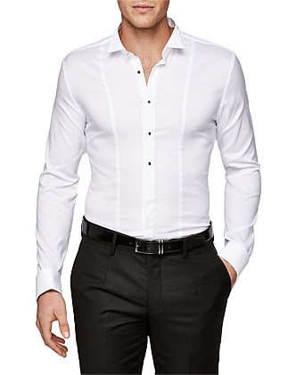 Fownes Slim Fit Dress Shirt