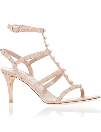 1f7c6c4bdee0 ROCKSTUD LACQUER SANDAL Special Offer