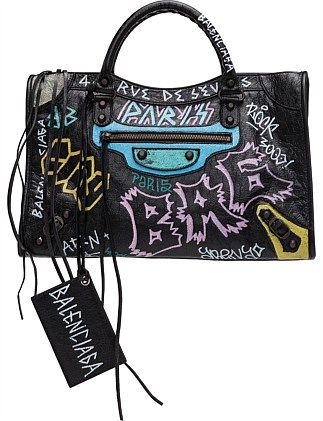 6bebe700688d4 CLASSIC CITY GRAFFITI BAG Special Offer
