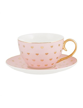 Sweet Hearts Teacup