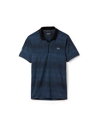Printed Performance Polo