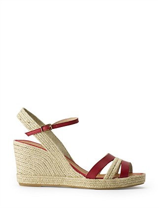 Liara Strappy Mid Sandal