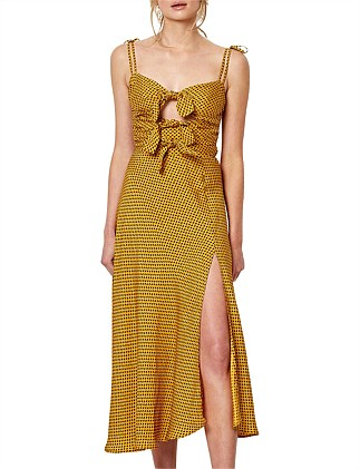Sun Valley Midi Dress