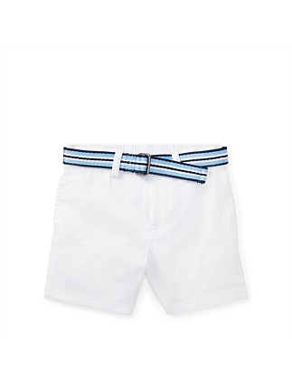 Belted Stretch Chino Short(6-24 Months)