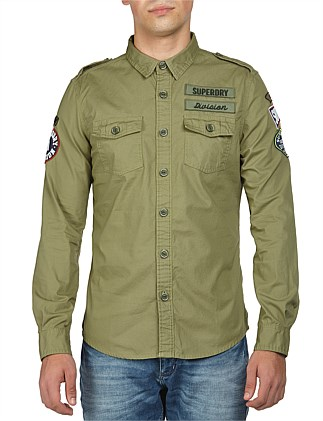 Army Corps Lite L/S Shirt