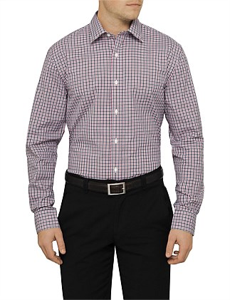 Bold Windowpane Shirt