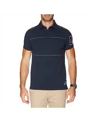 SS SHOULDER POLO