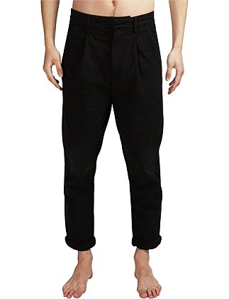 midnight pant black
