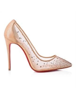 a2fc0d583de FOLLIES STRASS 100. Christian Louboutin
