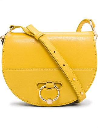 LATCH LEATHER BAG