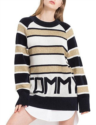 Tommy Icons Logo Sweater
