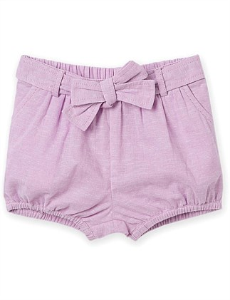 Country Road CUFF BOW SHORT
