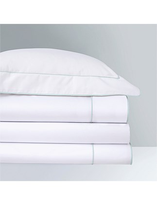 Athena Aqua European Pillow Case 65x65