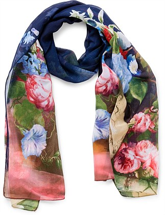 51de3a08fbea9 Women's Scarves & Wraps | Cashmere & Silk Scarves | David Jones