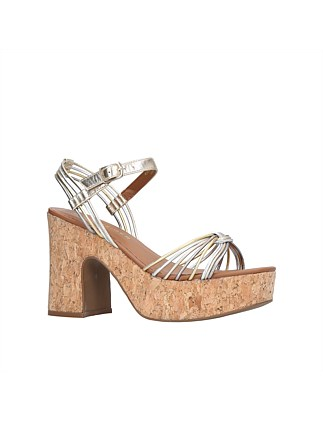 KURT GEIGER LONDON-MISTIE-METAL COMB