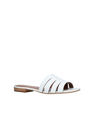 KURT GEIGER LONDON-OLA-WHITE