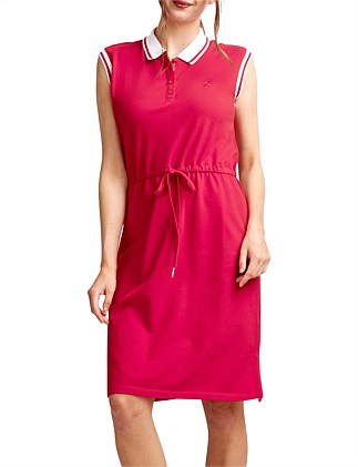 JODIE POLO DRESS