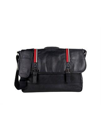 a2a6dc3d591c BEN SHERMAN MESSENGER BAG Special Offer