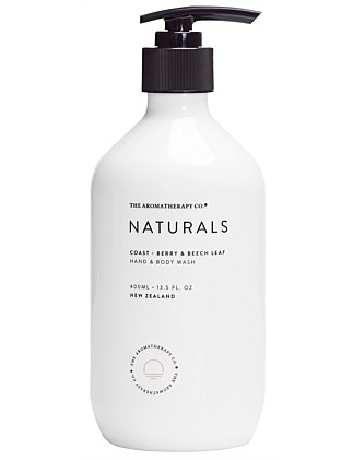 Naturals Hand & Body Wash 400ml Coast Berry & Beech Leaf