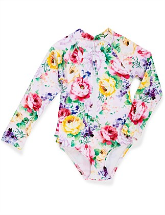 0f04d7e088 Girl's Swimwear | Girl's Rash Vests & Swimsuits | David Jones