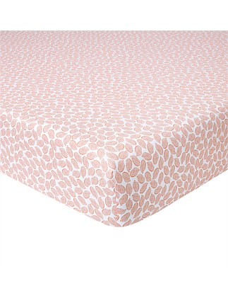 NAIADE QUEEN BED FITTED SHEET 156X208