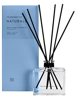 Naturals Diffuser 100ml River Waterlily & Geranium